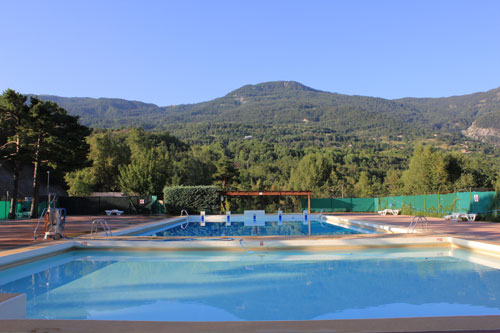 Camping guillestre natural park of the queyras campsite for Camping verdon piscine